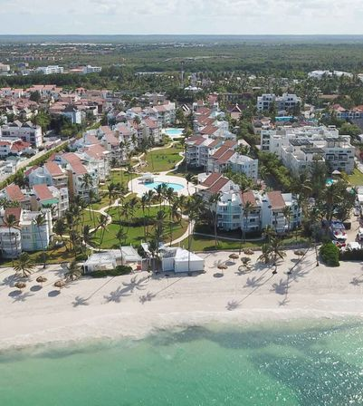 Ocean Club Playa Turquesa, 2BR/2BA Apartment, Third Floor